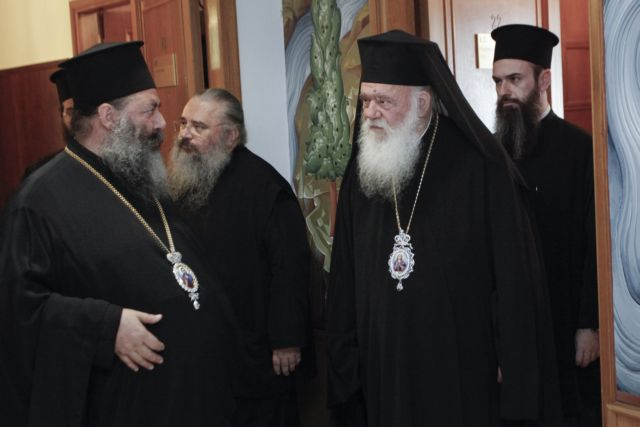 Μέτρα από την Ιερά Σύνοδο για τους απείθαρχους μητροπολίτες που δεν τήρησαν τους περιορισμούς το Πάσχα   tanea.gr