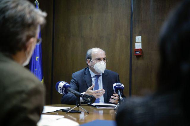 Δεν καταργούνται 8ωρο και συλλογικές συμβάσεις επανέλαβε ο Χατζηδάκης | tanea.gr