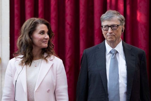 Μπιλ και Μελάνια Γκέιτς: Το «χρυσό» διαζύγιο των 124 δισ. δολαρίων   tanea.gr