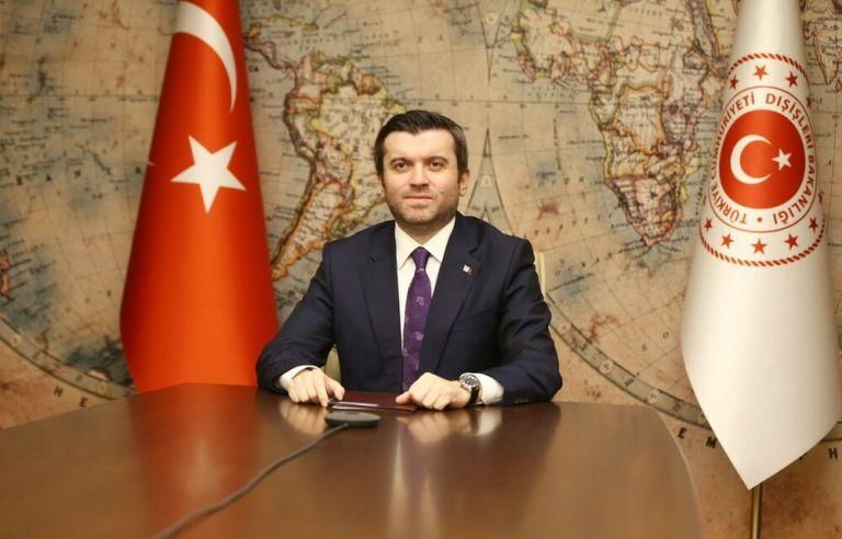 Στη Θράκη ο τούρκος υφυπουργός Εξωτερικών με εντολή Ερντογάν | tanea.gr