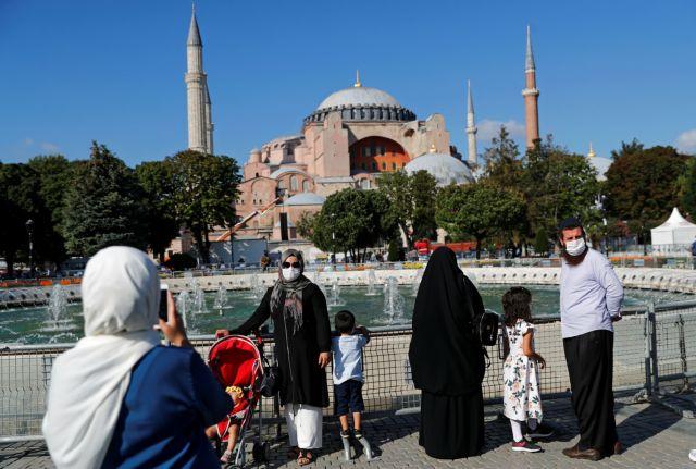 Τουρκία: Σε άθλια κατάσταση η Αγία Σοφία ένα χρόνο αφότου έγινε τζαμί | tanea.gr