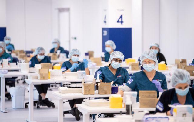 Αυστραλία: Σε συνομιλίες με τη Moderna για τοπική παραγωγή εμβολίων | tanea.gr