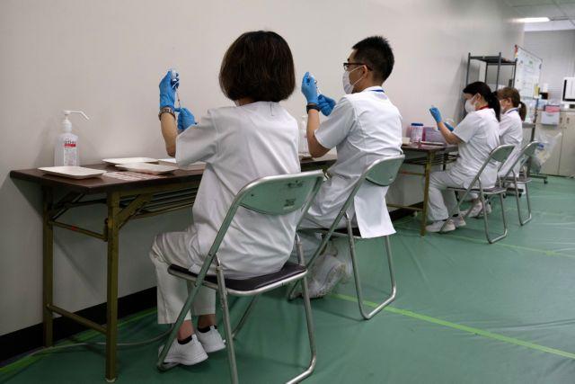 Η Ιαπωνία ενέκρινε τον εμβολιασμό με Pfizer για τα παιδιά 12 ετών και άνω   tanea.gr