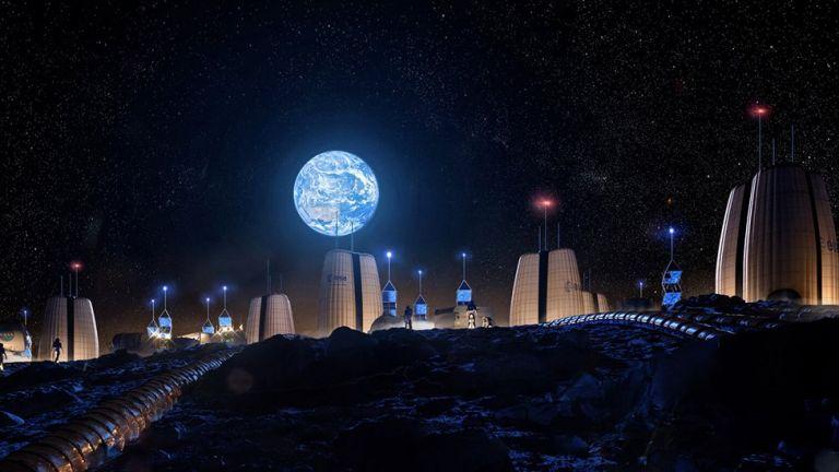 Για φεγγάρι, συνεχίστε ευθεία: Δορυφορική πλοήγηση προσεχώς και στη Σελήνη   tanea.gr