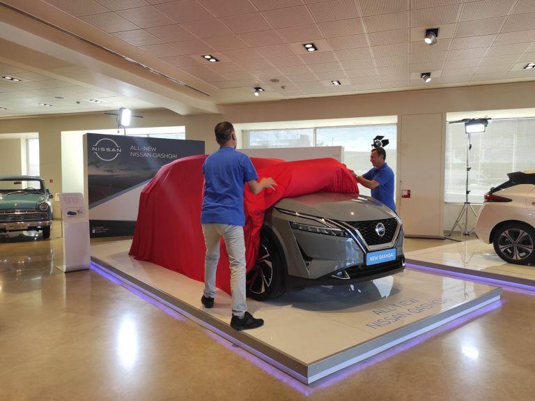 Αποκαλύφθηκε στην ελληνική αγορά το νέο Nissan Qashqai   tanea.gr