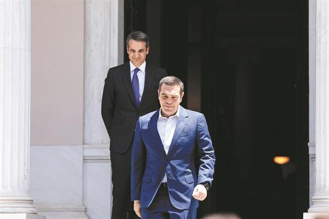 Γιατί η αντιπολίτευση δεν φοβίζει την κυβέρνηση - Τι μπορεί να κάνει κακό στη ΝΔ | tanea.gr