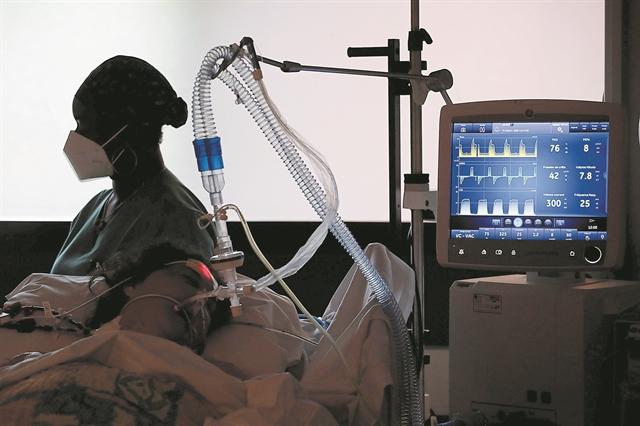 Κοροναϊός: Η λοίμωξη Covid-19 «πληγώνει» την καρδιά | tanea.gr