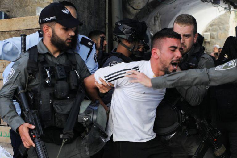 Απεργία και διαδηλώσεις Παλαιστίνιων σε Ιερουσαλήμ και Δυτική Όχθη   tanea.gr