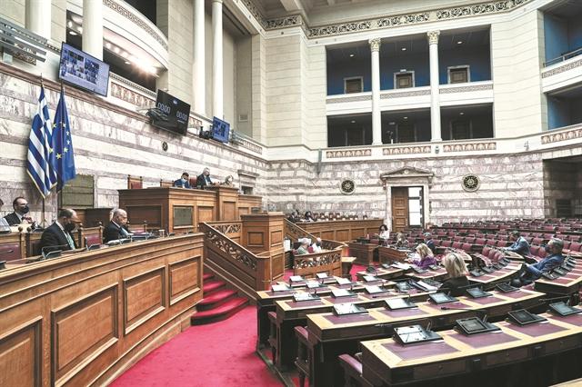 Η συνεπιμέλεια δοκιμάζει την πολιτική σκηνή | tanea.gr