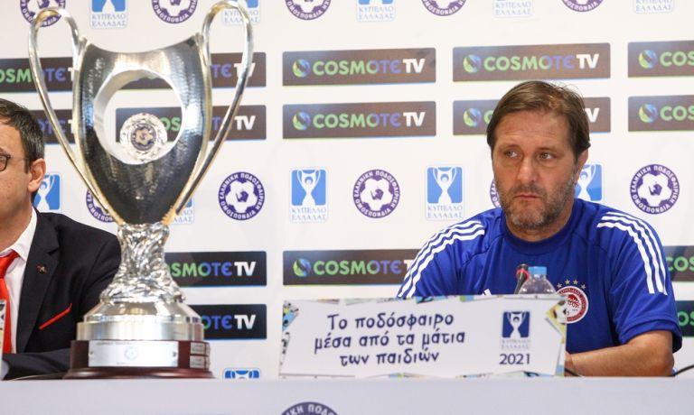 Μαρτίνς: Μάλλον ο Παπασταθόπουλος θα είναι έτοιμος για τον τελικό του Κυπέλλου   tanea.gr