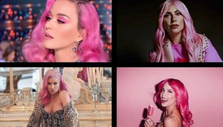 Γιατί όλες οι διάσημες βάφουν τα μαλλιά τους ροζ φέτος το καλοκαίρι; | tanea.gr