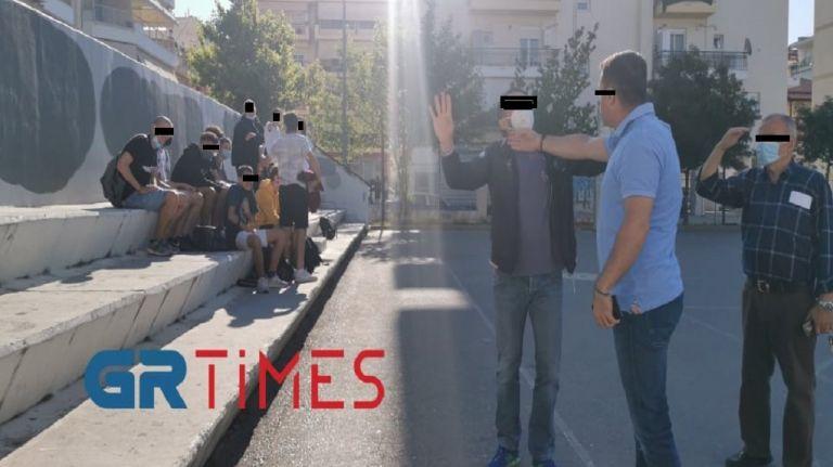 Θεσσαλονίκη: Ένταση σε κατάληψη σε Γυμνάσιο του Ευόσμου – Πατέρας τσακώθηκε με μαθητές   tanea.gr