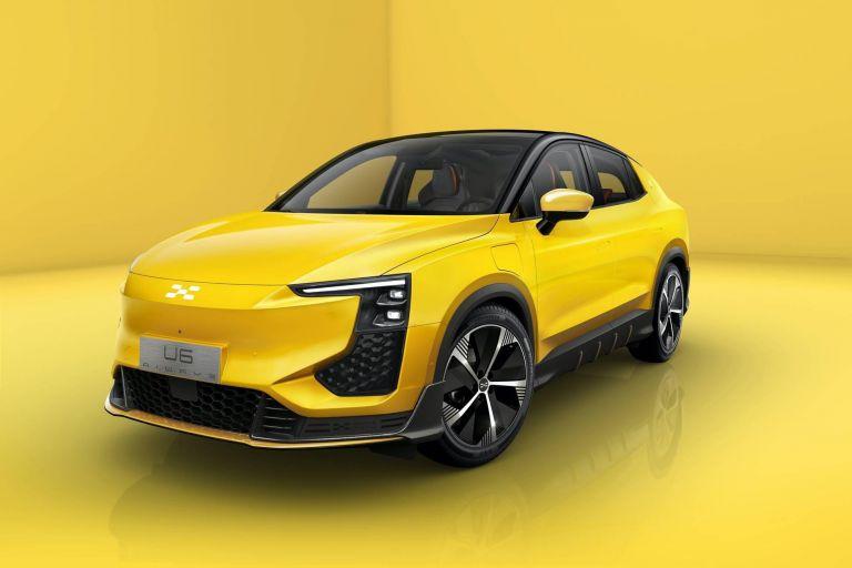 Aiways U6: Το νέο κινέζικο SUV που θα έρθει και στην Ευρώπη | tanea.gr