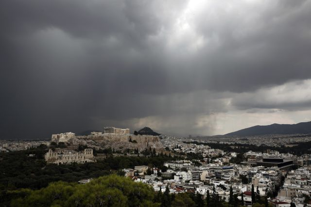 Έκτακτο δελτίο καιρού με καταιγίδες και θυελλώδεις ανέμους – Πού θα χτυπήσουν τα φαινόμενα | tanea.gr