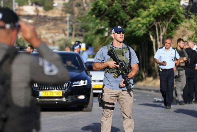 Ιερουσαλήμ: 4 ισραηλινοί στρατιώτες τραυματίστηκαν από επίθεση με αυτοκίνητο   tanea.gr