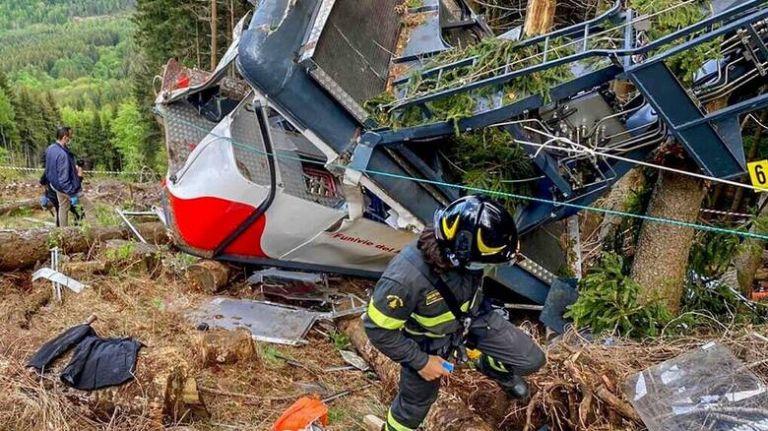 Ιταλία: Αποφυλακίστηκαν οι τρεις ύποπτοι για το δυστύχημα με το τελεφερίκ | tanea.gr