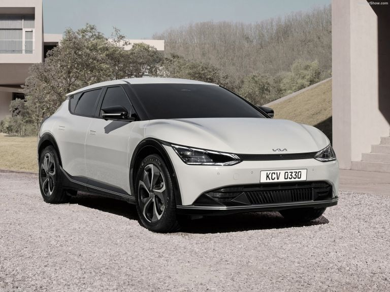 Kia EV6: Το νέο ηλεκτρικό που θα φορτίζει σε 4,5 λεπτά | tanea.gr