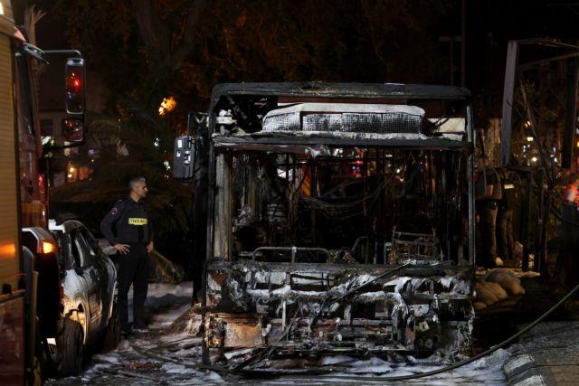 Ματωμένη Τρίτη σε Τελ Αβίβ και Γάζα με περισσότερους από 30 νεκρούς   tanea.gr