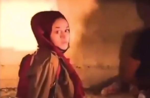 Το συγκλονιστικό βίντεο Παλαιστίνιας μπροστά σε ισραηλινό στρατιώτη   tanea.gr