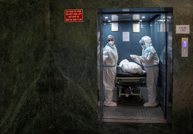 Κοροναϊός: Πάνω από 7 εκατ. οι πραγματικοί νεκροί της πανδημίας | tanea.gr