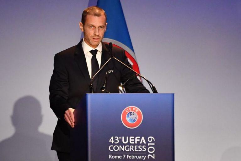 UEFA: Συμφωνία με 7 συλλόγους της ESL για μειωμένη ποινή   tanea.gr