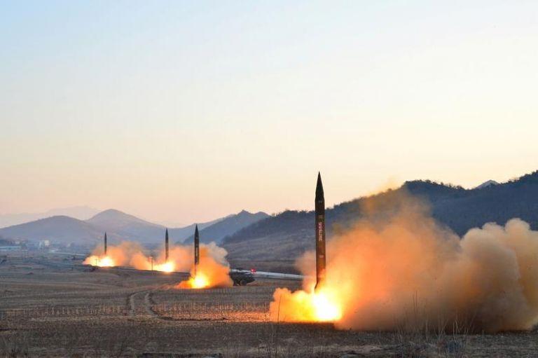 Βόρεια Κορέα: Η Πιονγκγιάνγκ καταδικάζει την «εχθρική» διπλωματία του Μπάιντεν | tanea.gr