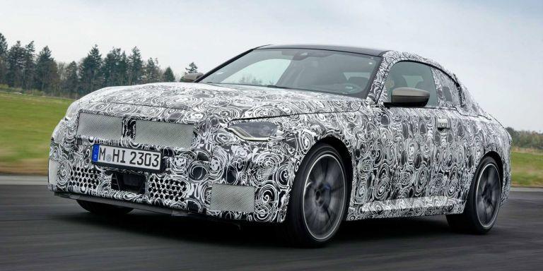 Νέα BMW 2 Series Coupe: Αποκάλυψη για το σπορ, μικρό μοντέλο με άφθονο καμουφλάζ   tanea.gr