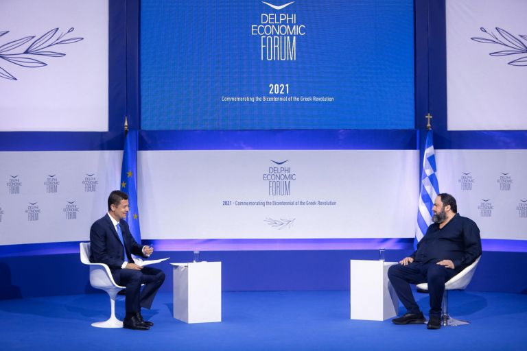 Βαγγέλης Μαρινάκης: Επενδύσεις με γνώμονα την προστασία του περιβάλλοντος | tanea.gr