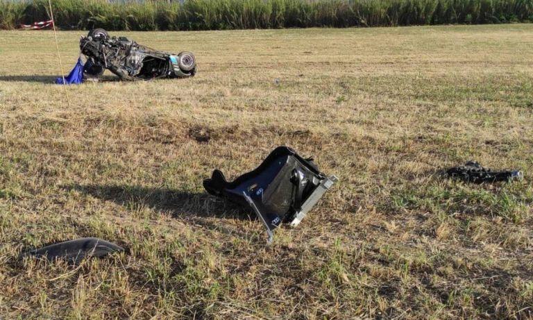 Αγρίνιο: Θρήνος για τον οδηγό που σκοτώθηκε – Ήταν πατέρας τριών παιδιών | tanea.gr