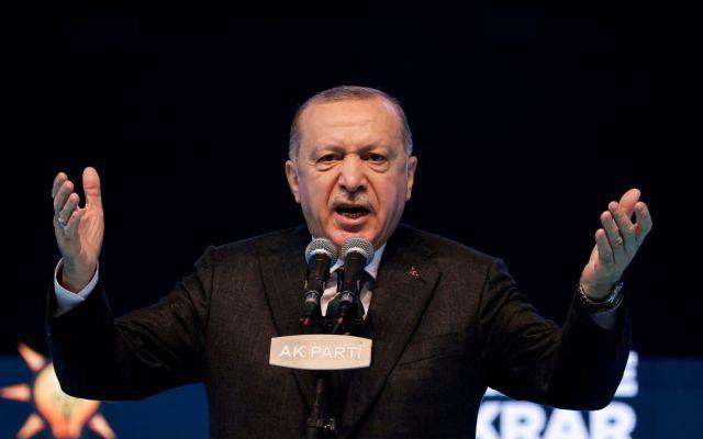 Πυρά Ερντογάν: «Ο Μπάιντεν έβαψε τα χέρια του με αίμα – Να μπει νέα κυβέρνηση στην Ιερουσαλήμ» | tanea.gr