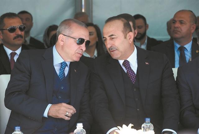 Τουρκικό σχέδιο επιστροφής στην Αραβία   tanea.gr
