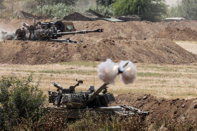 Γάζα: Τουλάχιστον 40 Παλαιστίνιοι σκοτώθηκαν σε ισραηλινές αεροπορικές επιδρομές | tanea.gr
