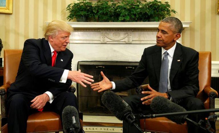 Γαμ…ος παράφρονας» και «διεφθαρμένος μαλ…ας» – Τα… κοσμητικά επίθετα του Ομπάμα στον Τραμπ | tanea.gr