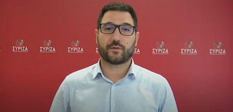 Ηλιόπουλος: Η κυβέρνηση αντί να ασχολείται με το έγκλημα κυνηγάει τους πολίτες   tanea.gr