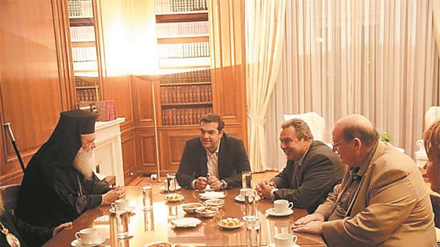 Οταν ο Φίλης δείχνει τον Τσίπρα για «εκκαθαρίσεις» | tanea.gr