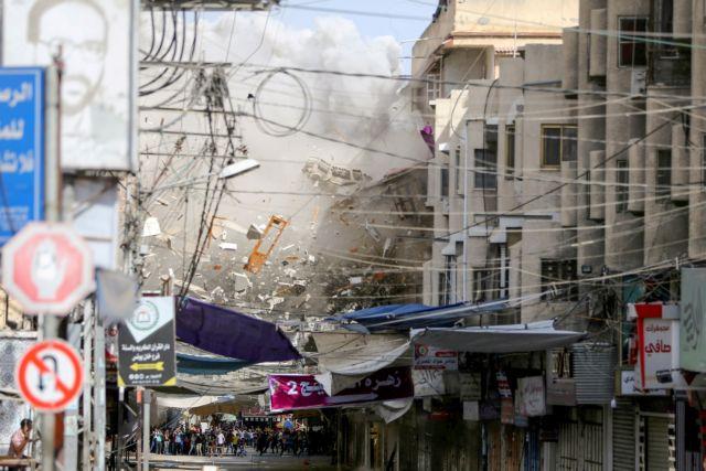 Το Ισραήλ ενέκρινε την πρόταση για εκεχειρία στη Λωρίδα της Γάζας   tanea.gr