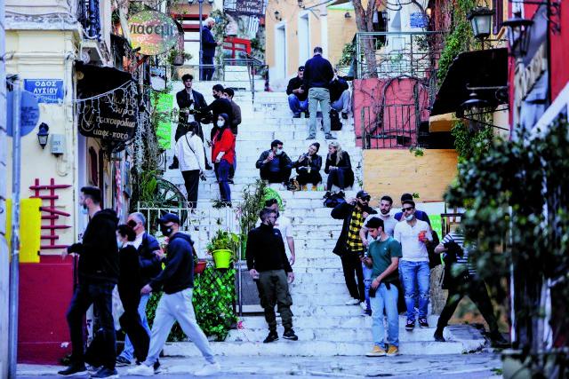 Κοροναϊός: Σε ποιες περιοχές παρουσιάζεται αύξηση κρουσμάτων | tanea.gr