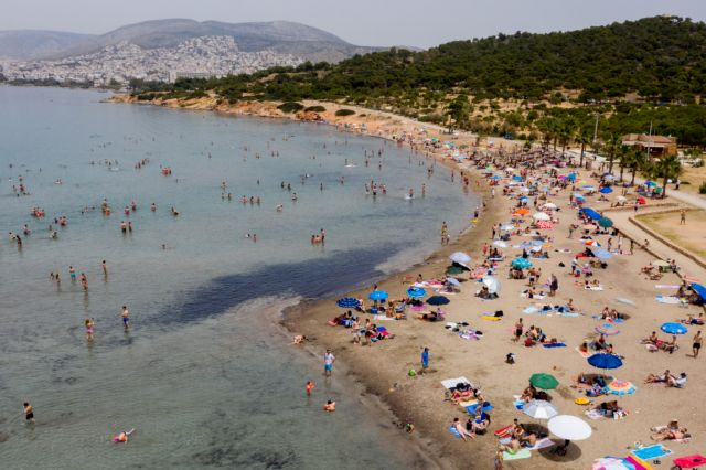 Καιρός: Έως και 35 βαθμούς σήμερα ο υδράργυρος | tanea.gr