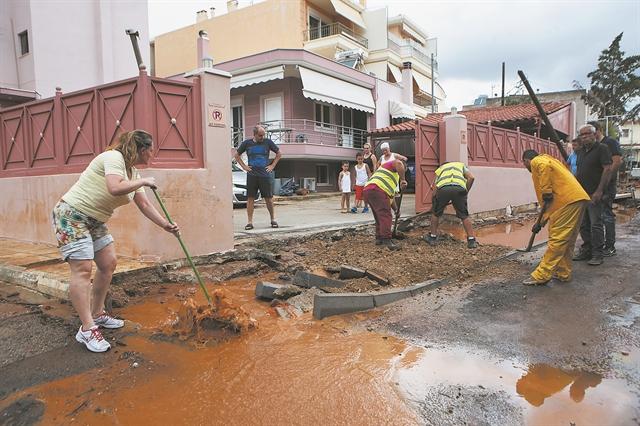 Κάθε πλημμύρα «πνίγει» για πολλά χρόνια | tanea.gr