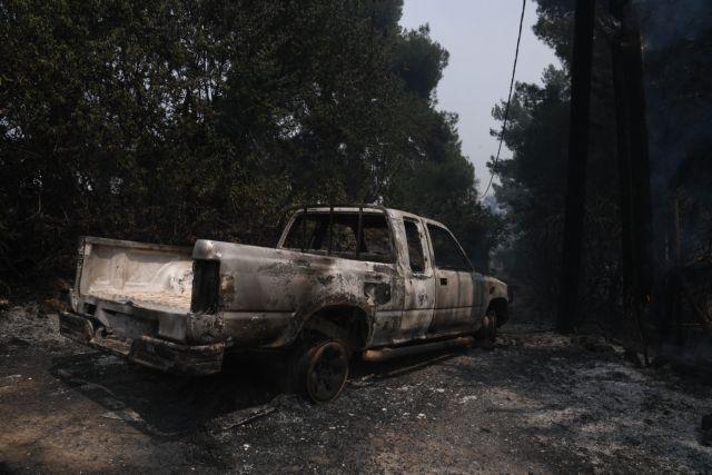 Φωτιά στον Σχίνο: Κραυγή αγωνίας από τον δήμαρχο Μεγαρέων | tanea.gr