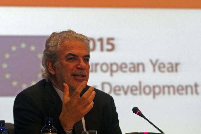 Ο Χρήστος Στυλιανίδης ορίζεται ειδικός σύμβουλος του αντιπροέδρου της Κομισιόν Μαργαρίτη Σχοινά | tanea.gr