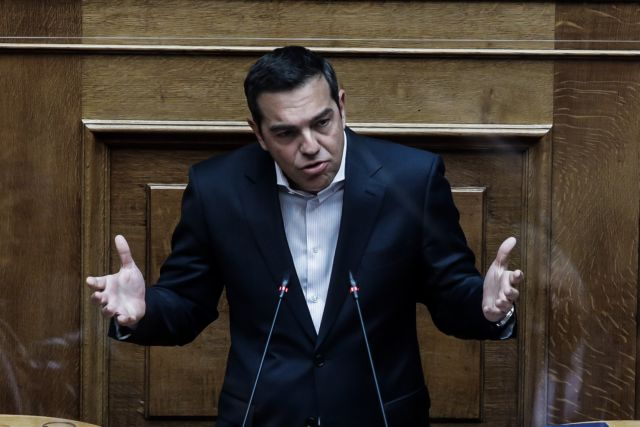 Την αναστολή των αλλαγών στις εξετάσεις για τα ΑΕΙ ζητάει εκ νέου ο Τσίπρας   tanea.gr