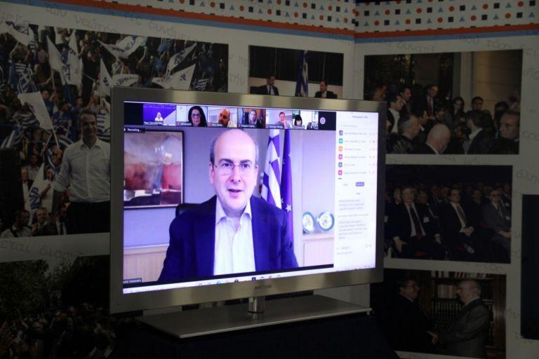 Τηλεδιάσκεψη της ΝΔ με Χατζηδάκη: Το νέο εργασιακό νομοσχέδιο στηρίζει την οικογένεια | tanea.gr