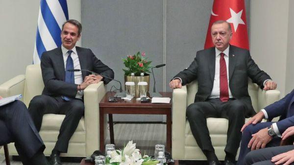 Ερντογάν: Αποφασίσαμε να πυκνώσουμε τις επαφές μας με Μακρόν, Μητσοτάκη και Μπάιντεν | tanea.gr