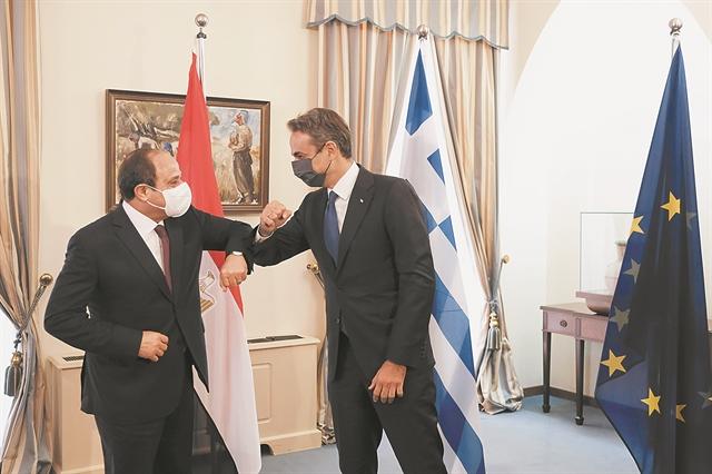 Μητσοτάκης: Έφτασε στο Κάιρο – Τι θα συζητήσει με τον πρόεδρο Σίσι   tanea.gr