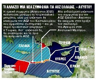 Παράθυρο για επέκταση της ΑΟΖ | tanea.gr