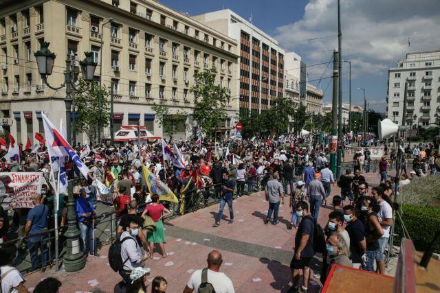 Παραλύει ο δημόσιος τομέας από την 24ωρη απεργία της Τετάρτης   tanea.gr