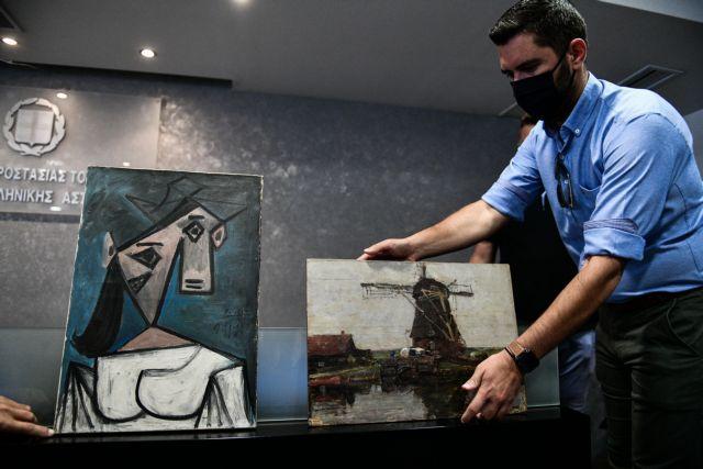 Αναγνωστοπούλου για Πικάσο: Χρειάζονται απαντήσεις από τη Μενδώνη και όχι αλαζονικές φανφάρες | tanea.gr