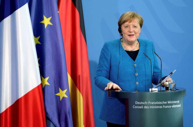 Γερμανία: Aρση του φρένου έκτακτης ανάγκης στις 30 Ιουνίου προανήγγειλε η Μέρκελ   tanea.gr