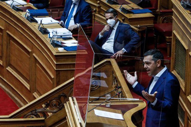Τσίπρας σε Μητσοτάκη: Ξεστοκάρετε πάνω στους νέους όλο το μίσος – Τους αναγκάσατε να κάνουν AstraZeneca   tanea.gr